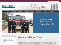 Welcome to Kilgore, Texas | City of Kilgore