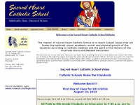 Sacred Heart Catholic School - Home of the Indians