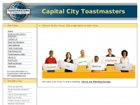 capital-city-toastmasters.org Thumbnail