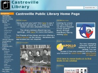 castrovillelibrary.org Thumbnail