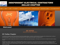 IEC - Independent Electrical Contractors - Dallas, Texas DFW Metroplex - CEU, Apprenticeship, License Prep, Inspections & Inspectors