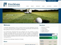 finemarkbank.com