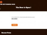 wittenburgdoor.com