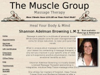 Themusclegroup.org
