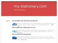 my-stationary.com