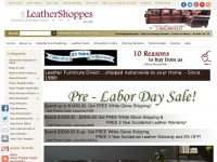 Leather Furniture, Leather Sofas, Leather Recliners |Baja | Palliser |Home Theater Seats - Leather Furniture Shoppes.com