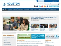 Houston Independent School District / Houston ISD Homepage