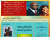 Wamec.org - Wesley AME Church