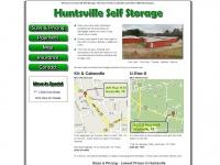huntsvilleselfstorage.com