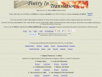 poetryintranslation.com