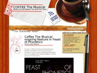 coffeethemusical.com