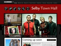 selbytownhall.co.uk