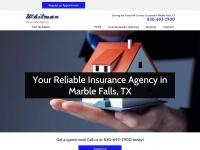 whitmaninsurance.com