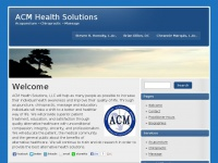 acmhealthsolutions.com