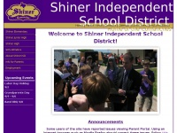 Shiner Independent School District - Welcome to Shiner Independent School District
