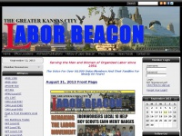 Kansas City Labor Beacon Newspaper