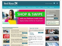 Rrfcu.com - Red River Credit Union (Home/Home)