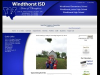 Windthorstisd.net