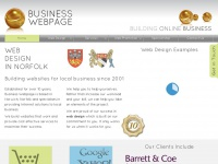 businesswebpage.co.uk Thumbnail