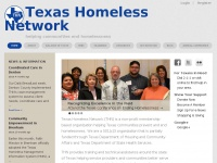 Texas Homeless Network - Home
