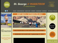 stgeorgemarathon.com
