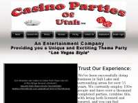 casinopartiesofutah.com