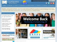 canyonsdistrict.org Thumbnail