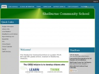 Shelburne Community School / Overview