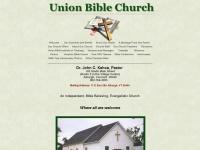 Unionbiblechurch.org