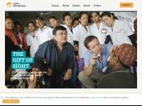 cureblindness.org Thumbnail