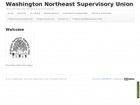 Washington Northeast Supervisory Union |