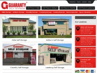 guardianselfstorage.net
