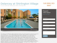 Luxury Apartments at Delancey at Shirlington Village | UDR Apartments in Arlington