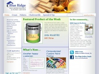 Blue Ridge Builders Supply: Charlottesville, Palmyra, Crozet