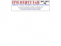 fivecountyfair.org Thumbnail