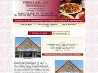 Chinese Restaurant Take Out Food Delivery Manassas VA | Twin Lakes II Chinese | Lunch buffet. Business Groups Family dining Hunan Szechuan Karaoke entertainment  Prince William County Virginia 20112