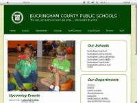 Bcpschools.org - Buckingham County Public School District: Home Page