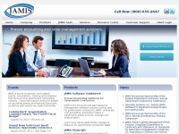 Jamis.com - DCAA Compliant Accounting Software | JAMIS Software