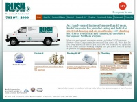 Rush Companies | Commercial and Residential Electrical, Heating, Air Conditioning and Plumbing Services
