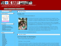 DC BABY: Sarah Masterson's blog for Washington, DC-area parents