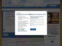 fairus.org Thumbnail