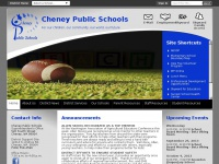 Cheney Public Schools / Overview