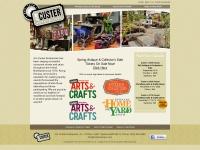 custershows.com