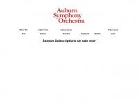 Auburnsymphony.org