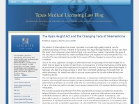txmedicallicensinglaw.com