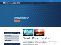 Newfoilmachines.co.uk