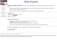 bibleanswer.com