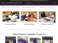 pelindabalavender.com