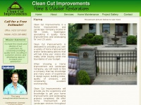 cleancutimprovements.com