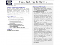 openarchives.org